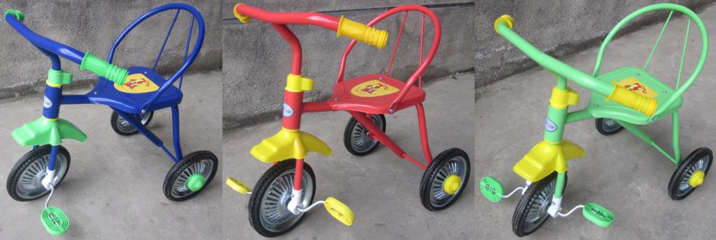 Трехколесный велосипед для детей. 0 грн. Сообщите мне, когда появится.